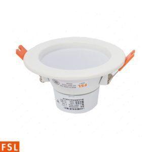 Đèn LED âm trần đế dày 6W FSL DL6W-3-ZS-3