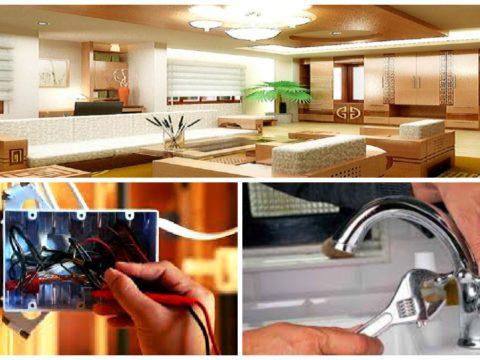 Chuyên sửa điện nước tại Linh Đàm giá rẻ