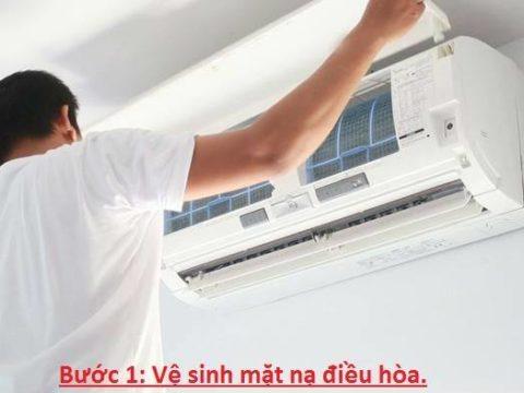 Cách tự bảo dưỡng điều hòa tại nhà nhanh gọn hiệu quả