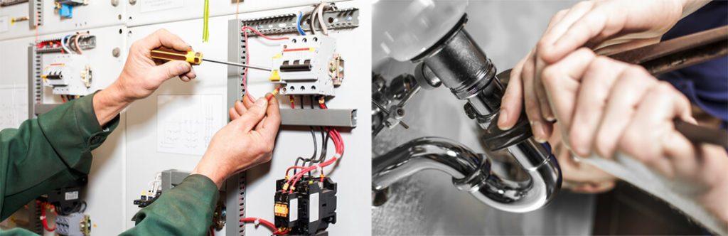 Dịch vụ sửa điện nước Mỹ Đình bao gồm những gì?