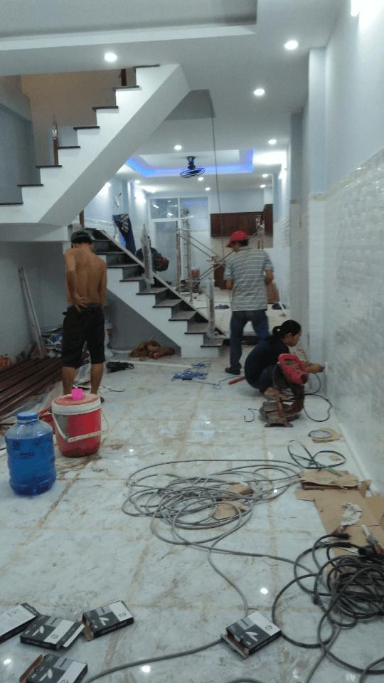 Sửa điện nước quận Hoàng Mai