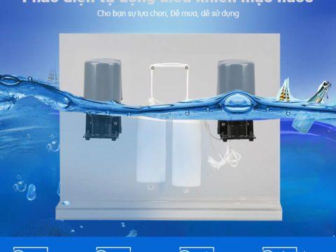 Hướng dẫn lắp đặt phao điện máy bơm nước