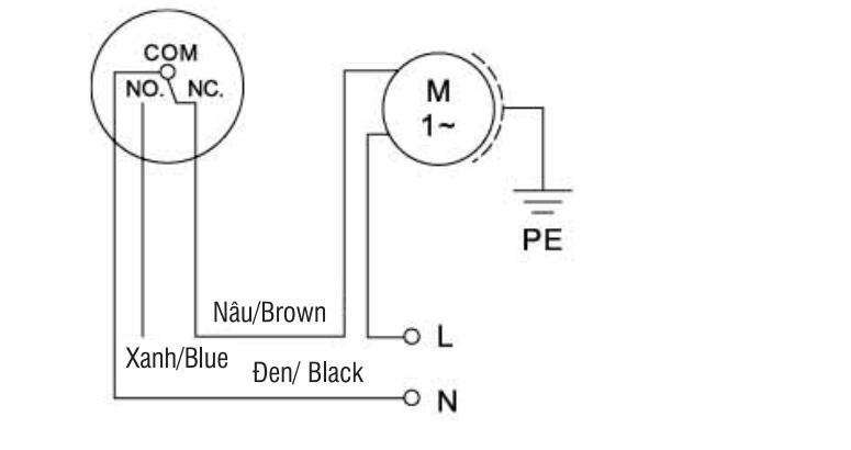 Hướng dẫn lắp đặt phao điện tự động 1