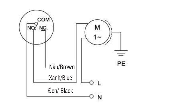 Hướng dẫn lắp đặt phao điện tự động 2