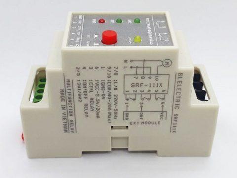 Rơ le an toàn công suất cao cho phao điện / Rơ le điều khiển đa năng