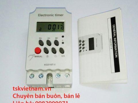 Bộ hẹn giờ điện tử đa năng KG316T-II