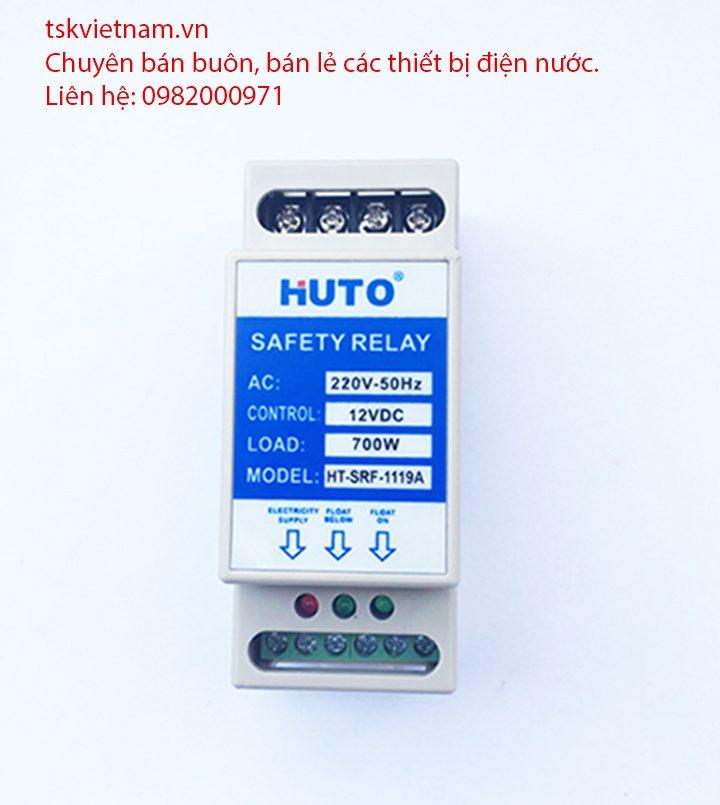 rơ le an toàn cho phao điện HUTO